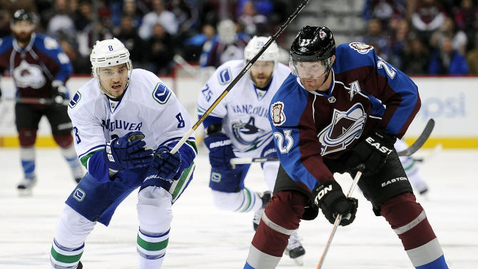 Former Avs star Milan Hejduk announces retirement