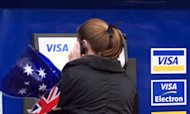 Visa Accused Of Cashing In On London Games