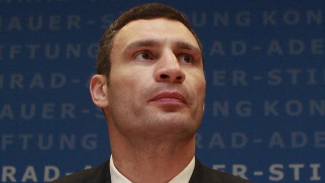Boxing - Vitali Klitschko mocks Charr title fight appeal