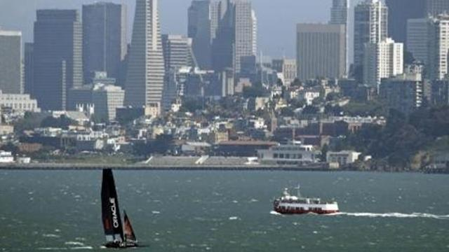 Sailing - Future America's Cup sailors seek national bragging rights in Youth Cup