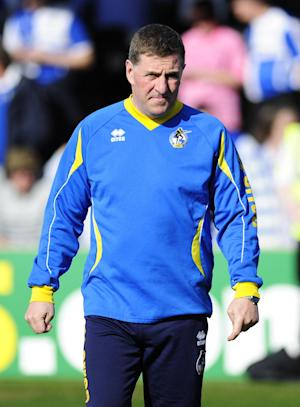 Bristol Rovers manager Mark McGhee, pictured, has snapped up Rogvi Baldvinsson