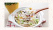 一日三餐飲食日記 挑戰用康O濃湯做三餐