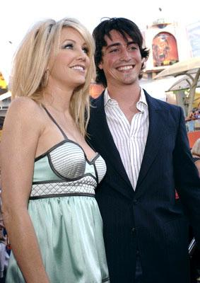 Premiere: Heather Locklear and Ben Feldman at the Universal City premiere of Universal Pictures' The Perfect Man - 6/13/2005