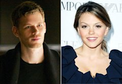 Joseph Morgan, Aimee Teegarden | Photo Credits: Annette Brown/The CW, Jon Kopaloff/FilmMagic