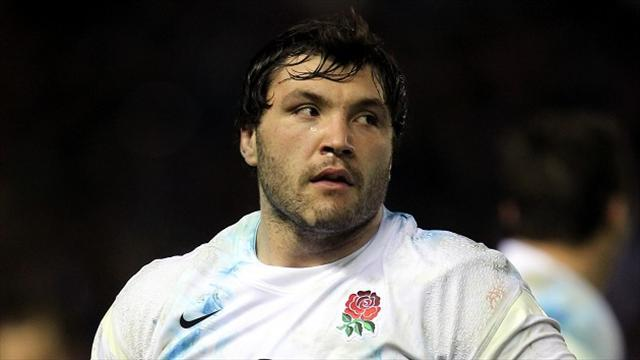 Rugby - England's Corbisiero ruled out of Australia clash