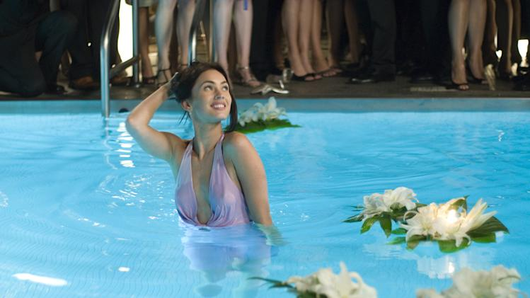 Megan Fox How to Lose Friends and Alienate People Production Stills MGM 2008