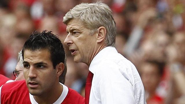Premier League - Wenger: 'Cesc wants another year at Barca'