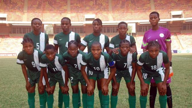 Nigeria U17 W 0-1 Brazil: Micaelly guns down Flamingoes