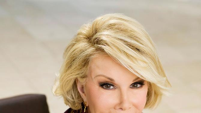 """Joan Rivers is signed up to compete in Season 2 of """"The Celebrity Apprentice."""""""
