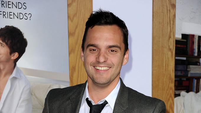 No Strings Attached LA premiere 2011 Jake Johnson