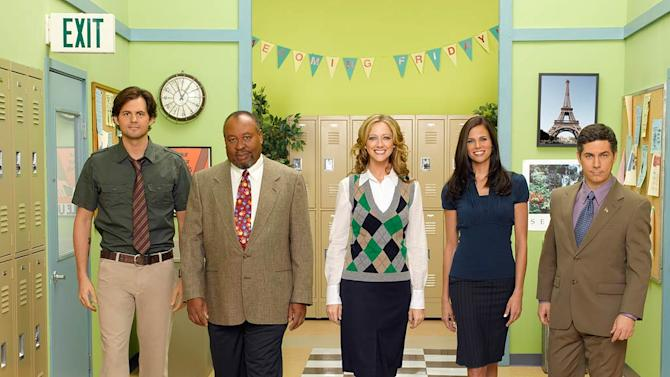 Kristopher Polaha , Earl Billings , Judy Greer , Brooke Burns and Chris Parnell star in ABC Television Network's Miss Guided