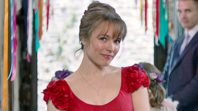 Rachel McAdams in 'About Time'