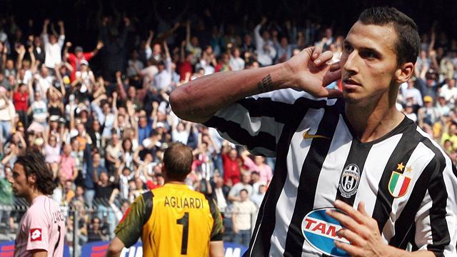 Serie A - Nedved keen to bring Ibrahimovic back to Juventus