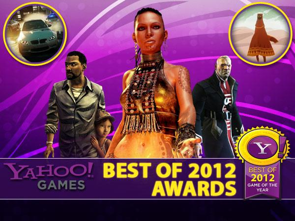 Yahoo! Games Best of 2012 Awards