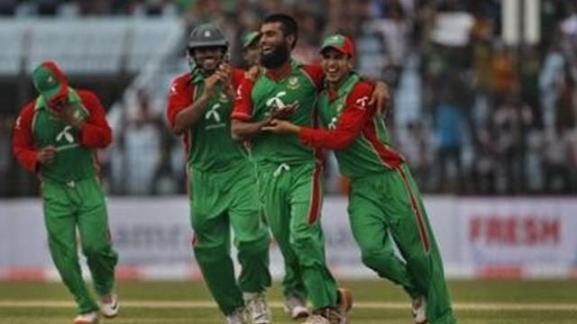 Cricket - Bangladesh consider new Pakistan schedule