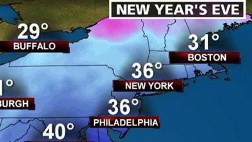 Brrrrr: Wrap up On New Year's Eve