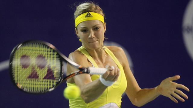 Tennis - Kirilenko to face Lisicki in Pattaya final
