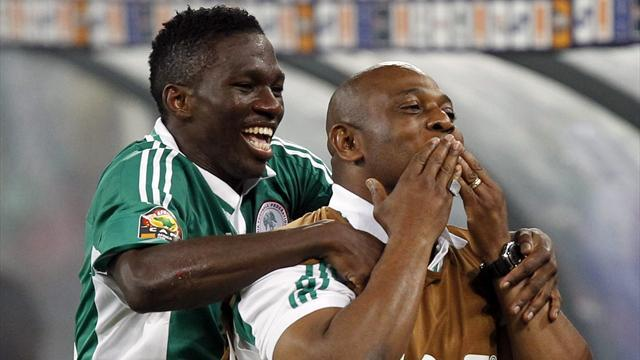 World Cup - Omeruo, Gabriel in Nigeria's play-off squad