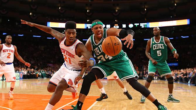 Boston Celtics v New York Knicks - Game Five
