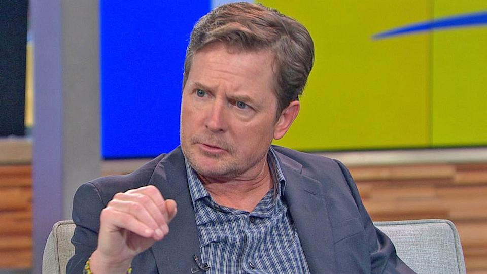 Michael J. Fox Opens Up About New Mission on 'GMA'
