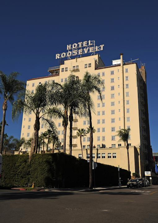The hollywood roosevelt 7 haunted hotels you can stay at for Hollywood beach resort haunted