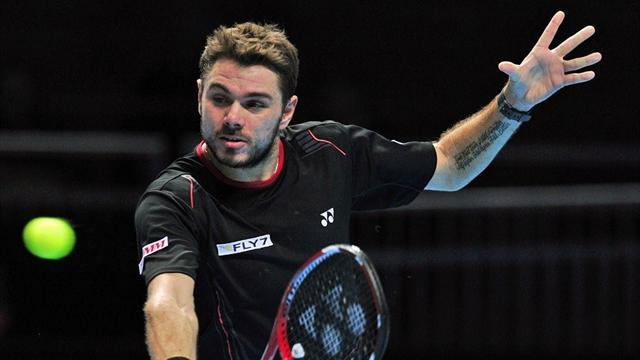 Australian Open - Wawrinka taking solace in 'failing better'