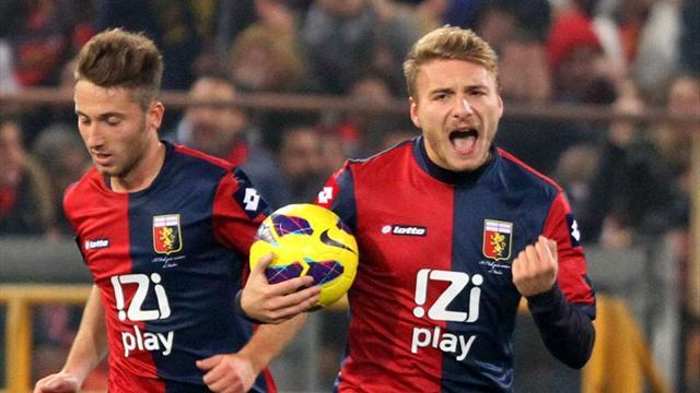 Serie A - Genoa remain in drop zone after scrappy draw with Atalanta