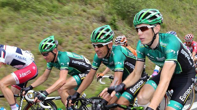 Rolland and Voeckler solid in Seraing