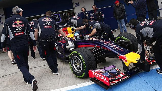 Formula 1 - Vettel says Red Bull has new problems