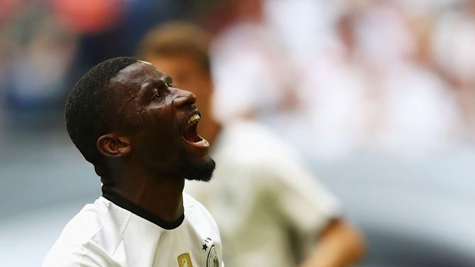Premier League Quartet to Go Head-to-Head for Roma Defender Antonio Rudiger in January Window