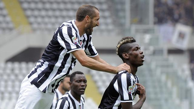 Serie A - Chelsea, Arsenal in for Pogba