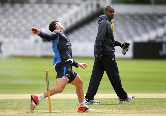 Cricket: New Zealand's Bowling Coach Dimitri Mascarenhas