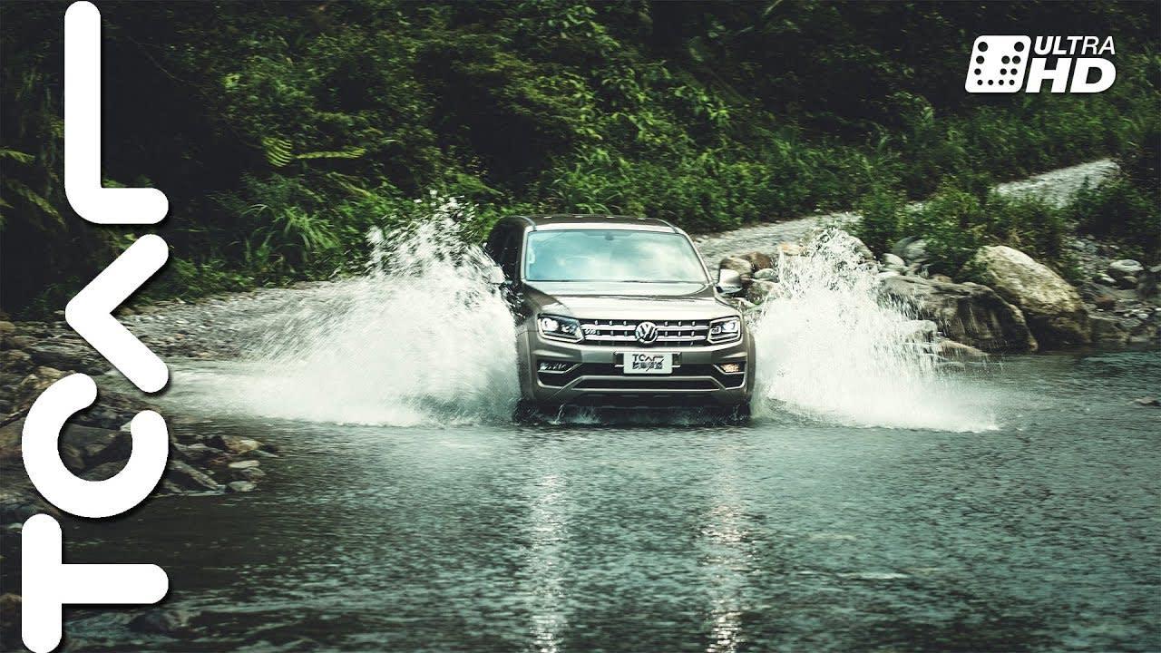 質感鐵漢 Volkswagen Amarok Aventura  新車試駕 - TCAR