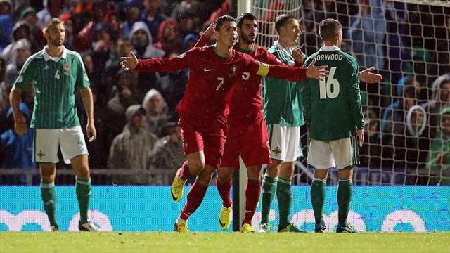 World Cup - Ronaldo spares Portuguese blushes
