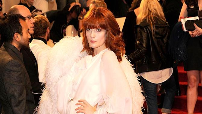 Florence Welch TheMET Gala