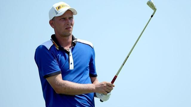 Golf - Siem claims Trophee Hassan II title in Morocco