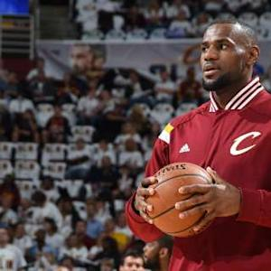 All-Access: LeBron James Mic'd Up in Game 1 Win Over Boston
