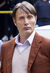 Mads Mikkelson | Photo Credits: Brooke Palmer/NBC/Getty Images