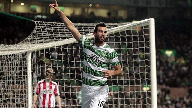Scottish Premiership - Celtic hit four past Kilmarnock