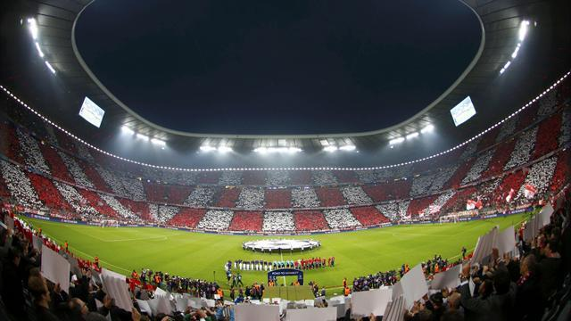Bundesliga - Bayern sell out stadium for Cup final screening