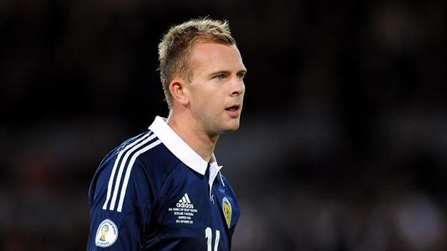 World Cup - Rhodes to miss Scotland's clash in Macedonia