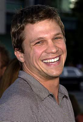 Marc Blucas at the Beverly Hills premiere of Universal's Captain Corelli's Mandolin