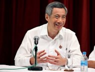 Singapore Prime Minister Lee Hsien Loong, pictured in 2011, mounted a vigorous defence of the high salaries of Singapore ministers