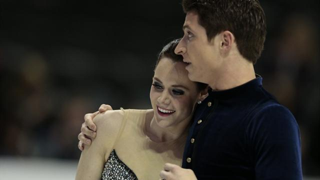 Figure Skating - 50 to watch: Virtue and Moir eye second gold