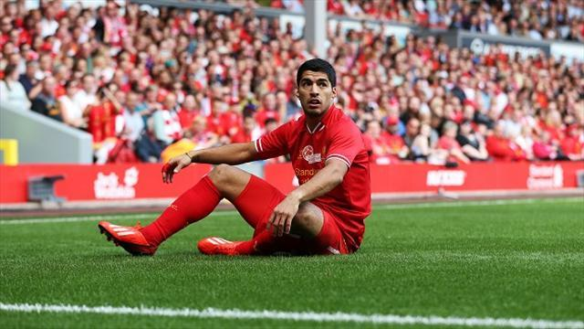 Football - Suarez return adds bit to tie