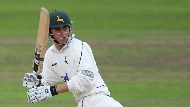 Bears held to draw by Nottinghamshire