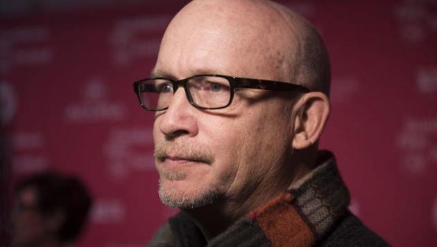Alex Gibney, réalisatuer de Going Clear: Scientology, Hollywood and the Prison of Belief, à Sundance. / Arthur Mola/Arthur Mola/Invision/AP