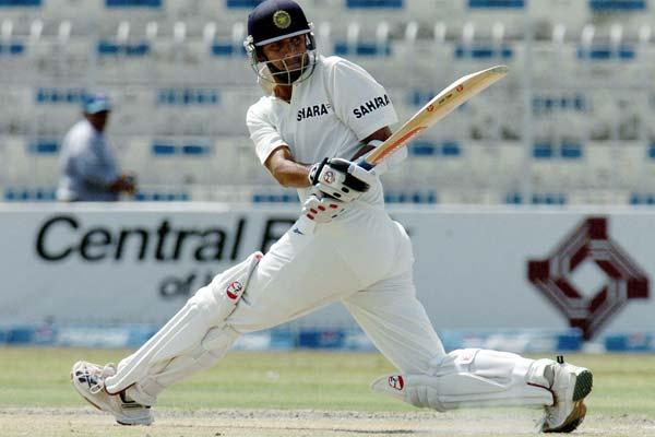 Rahul's highest Test score of 270 came in a memorable innings victory against Pakistan in Rawalpindi in April 2004.