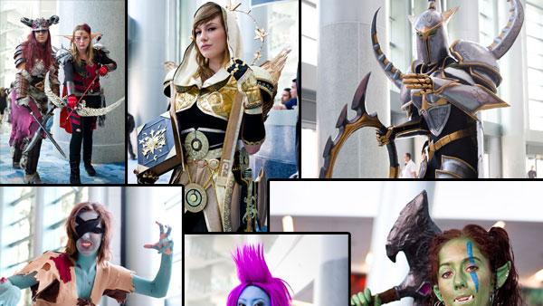 BlizzCon Costume Gallery 2011