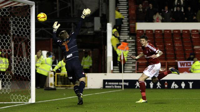 Championship - Nottingham Forest overcome QPR